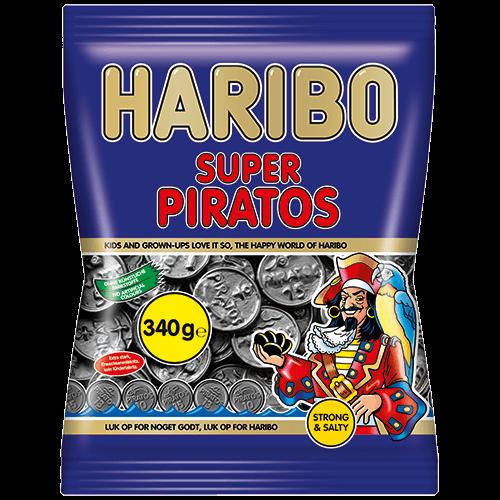Haribo -Super Piratos- Trimex Trading