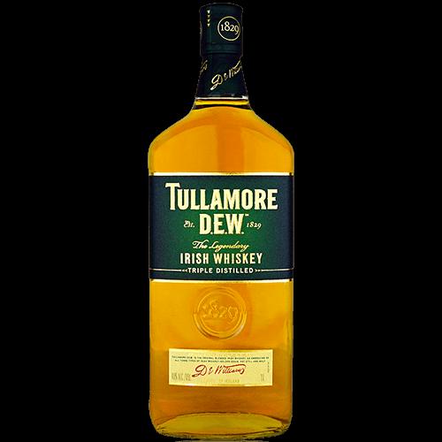 Tullamore D.E.W. - Irish Whiskey - Trimex Trading