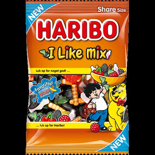 Haribo - I like mix - Trimex Trading