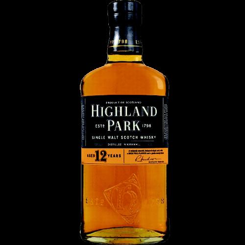 Highland Park - Single malt scotch whisky - Trimex Trading