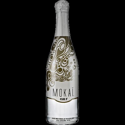 MOKAI cilt - Eldflower Cider - Trimex Trading