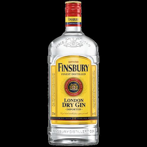Finsbury-London Dry Gin- Trimex Trading