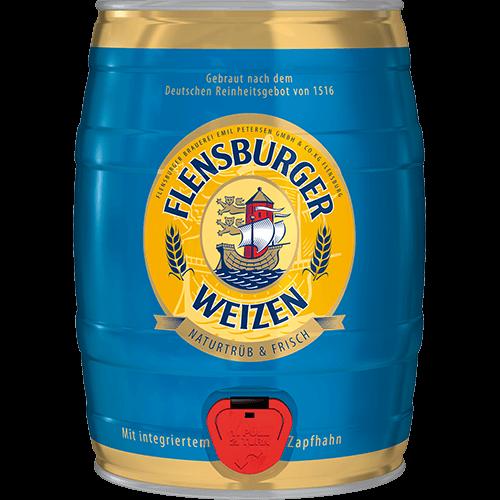 Flensburger Weizen-5L-Trimex Trading