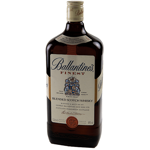 Ballantines finest - blended scotch whisky - Trimex Trading