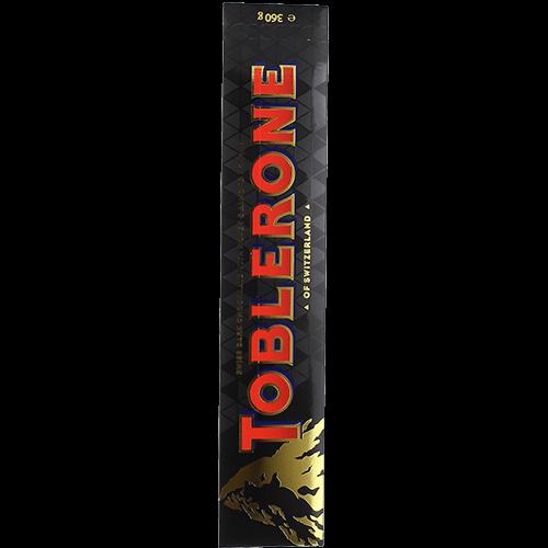 Toblerone Dark - 360g - Trimex Trading