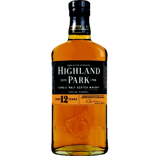 Highland Park - Single malt scotch whisky - Trimex Trading