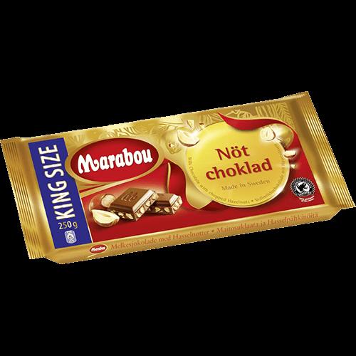 Marabou Noet chocklad - Trimex Trading