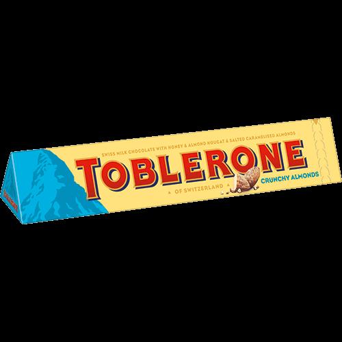 Toblerone - Crunchy Almonds - Trimex Trading