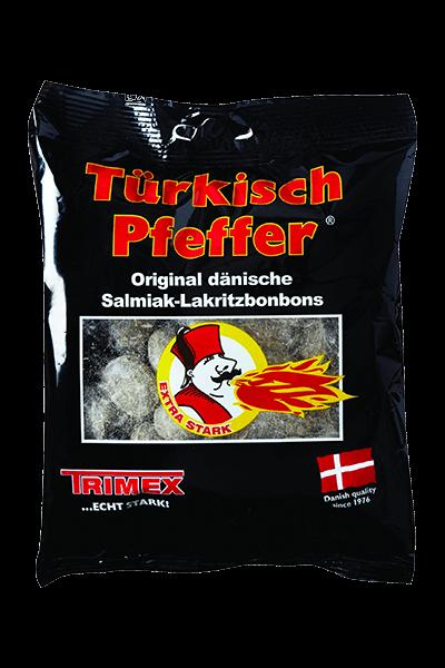 TRIMEX Türkisch Pfeffer Bonbons 400g Beutel