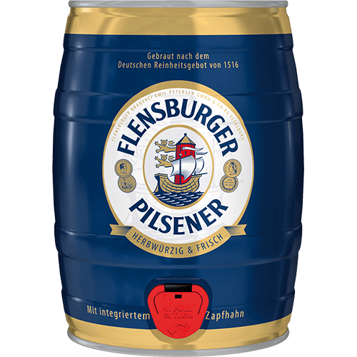 Flensburger Pils- 5L- Trimex Trading